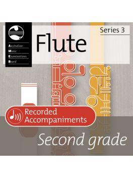 Flute Grade 2 Series 3 Recorded Accompaniments (CD)