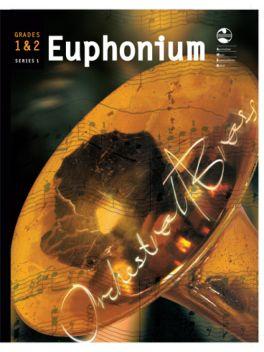 Euphonium Grade 1 & 2 Series 1 Grade Book