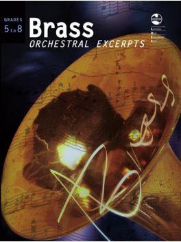 Brass Orchestral Excerpts Grade 5 - 8