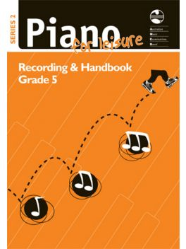 Piano for Leisure Grade 5 Series 2 Recording & Handbook