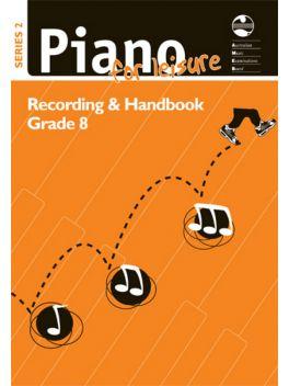 Piano for Leisure Grade 8 Series 2 Recording & Handbook