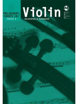 Violin Preliminary, Grade 1 & 2 Series 8 Recording & Handbook