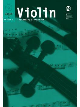 Violin Grade 7 Series 8 Recording & Handbook