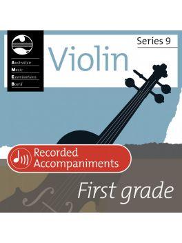 Violin Grade 1 Recorded Accompaniment (digital)