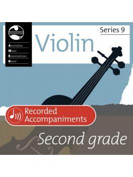 Violin Grade 2 Recorded Accompaniment (digital)