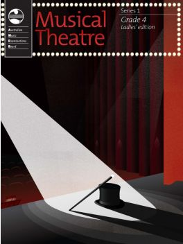 Musical Theatre Grade 4 (Ladies' Edition) Series 1 Grade Book
