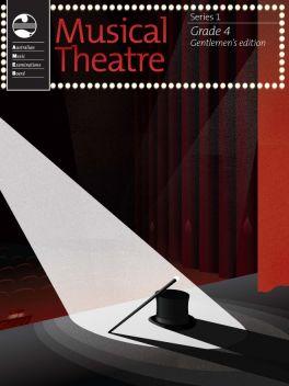 Musical Theatre Grade 4 (Gentlemen's Edition) Series 1 Grade Book