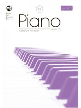Piano Grade 6 Series 16 Recording & Handbook