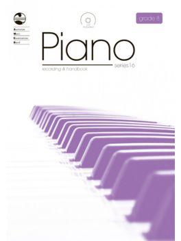 Piano Grade 8 Series 16 Recording & Handbook