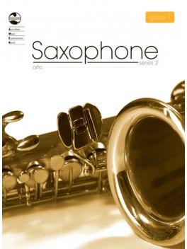 Saxophone Alto/Baritone (Eb) Grade 1 Series 2 Grade Book