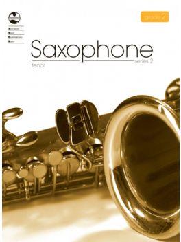Saxophone Tenor/Soprano (Bb) Grade 2 Series 2 Grade Book