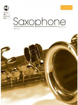 Saxophone Tenor/Soprano (Bb) Grade 4 Series 2 Grade Book