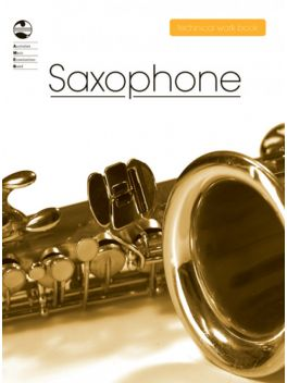 Saxophone Technical work 2008
