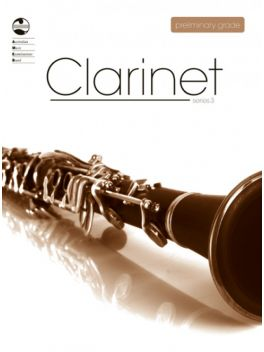Clarinet Preliminary Series 3 Grade Book