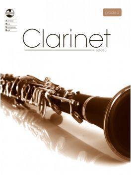 Clarinet Grade 2 Series 3 Grade Book