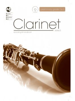 Clarinet Preliminary - Grade 2 Series 3 Recording & Handbook