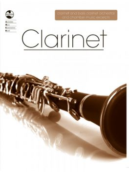 Clarinet & Bass Clarinet Orchestral & Chamber Music Excerpts