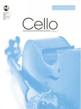 Cello Preliminary Series 2 Grade Book