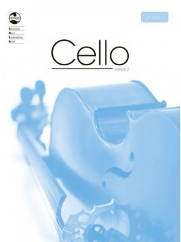 Cello Grade 1 Series 2 Grade Book