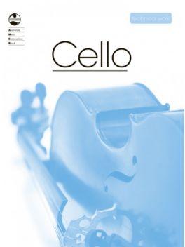 Cello Technical work 2009