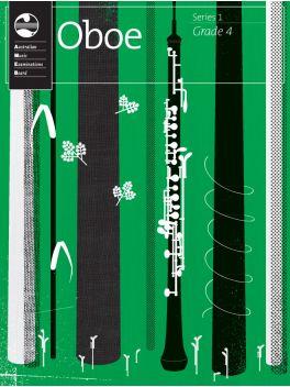 Oboe Grade 4 Series 1 Grade Book