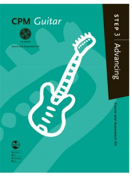 CPM Guitar Step 3 Advancing