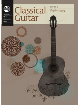 Classical Guitar Preliminary Series 2 Grade Book