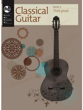 Classical Guitar Grade 3 Series 2 Grade Book