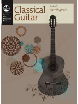 Classical Guitar Grade 4 Series 2 Grade Book