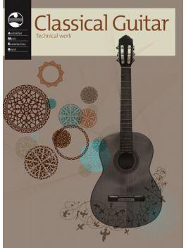 Classical Guitar Technical work 2011