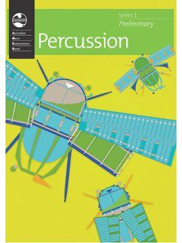 Percussion Preliminary Series 1 Grade Book