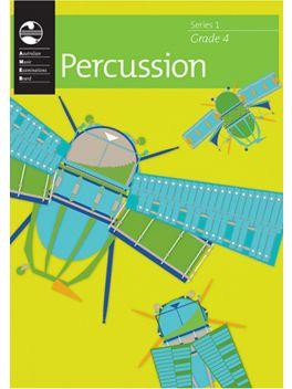 Percussion Grade 4 Series 1 Grade Book