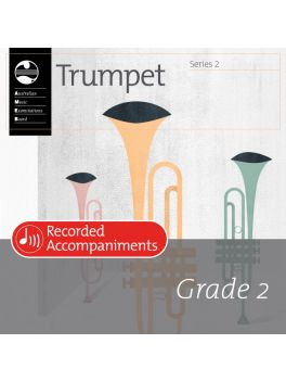 Trumpet Grade 2 Recorded Accompaniment (digital)