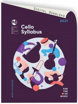 2021 Cello Syllabus
