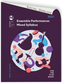 2021 Mixed Ensemble Syllabus