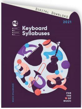 2021 Keyboard Syllabuses (ALL)