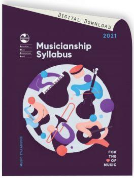 2021 Musicianship Syllabus