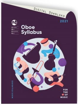 2021 Oboe Syllabus