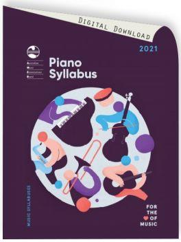 2021 Piano Syllabus