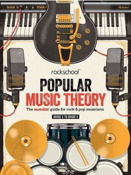 Rockschool Popular Music Theory Grade 6 - 8