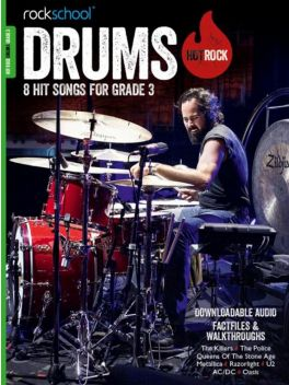 Rockschool Hot Rock Drums Grade 3