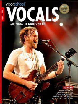 Rockschool Vocals Grade 5 Male
