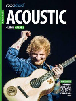 Rockschool Acoustic Guitar Grade 2 2012-2018