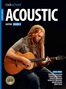 Rockschool Acoustic Guitar Grade 8 2012-2018