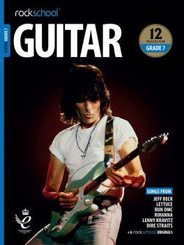 Rockschool Guitar Grade 7