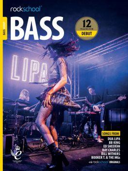 Rockschool Bass Debut