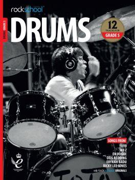 Rockschool Drums Grade 5