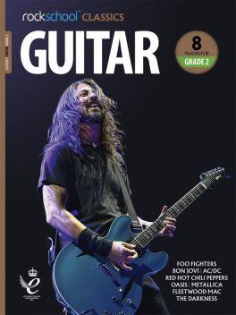 Rockschool Classics Guitar Grade 2