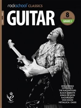 Rockschool Classics Guitar Grade 3