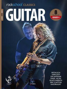 Rockschool Classics Guitar Grade 4